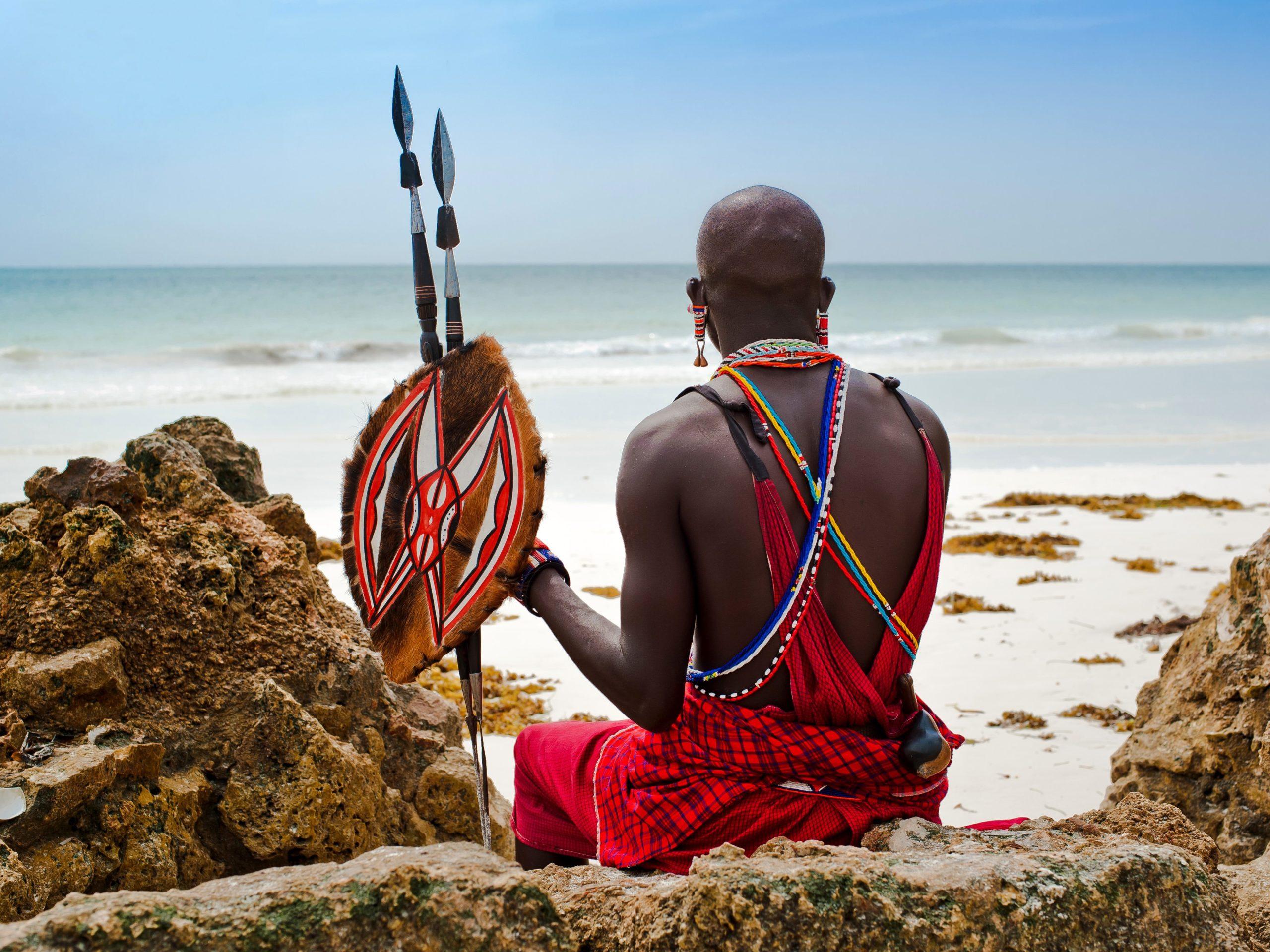 Diani Beach - Masai