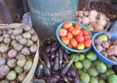 Mombassa - Markt